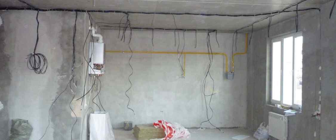 электропроводка в квартире своими руками видео скидок
